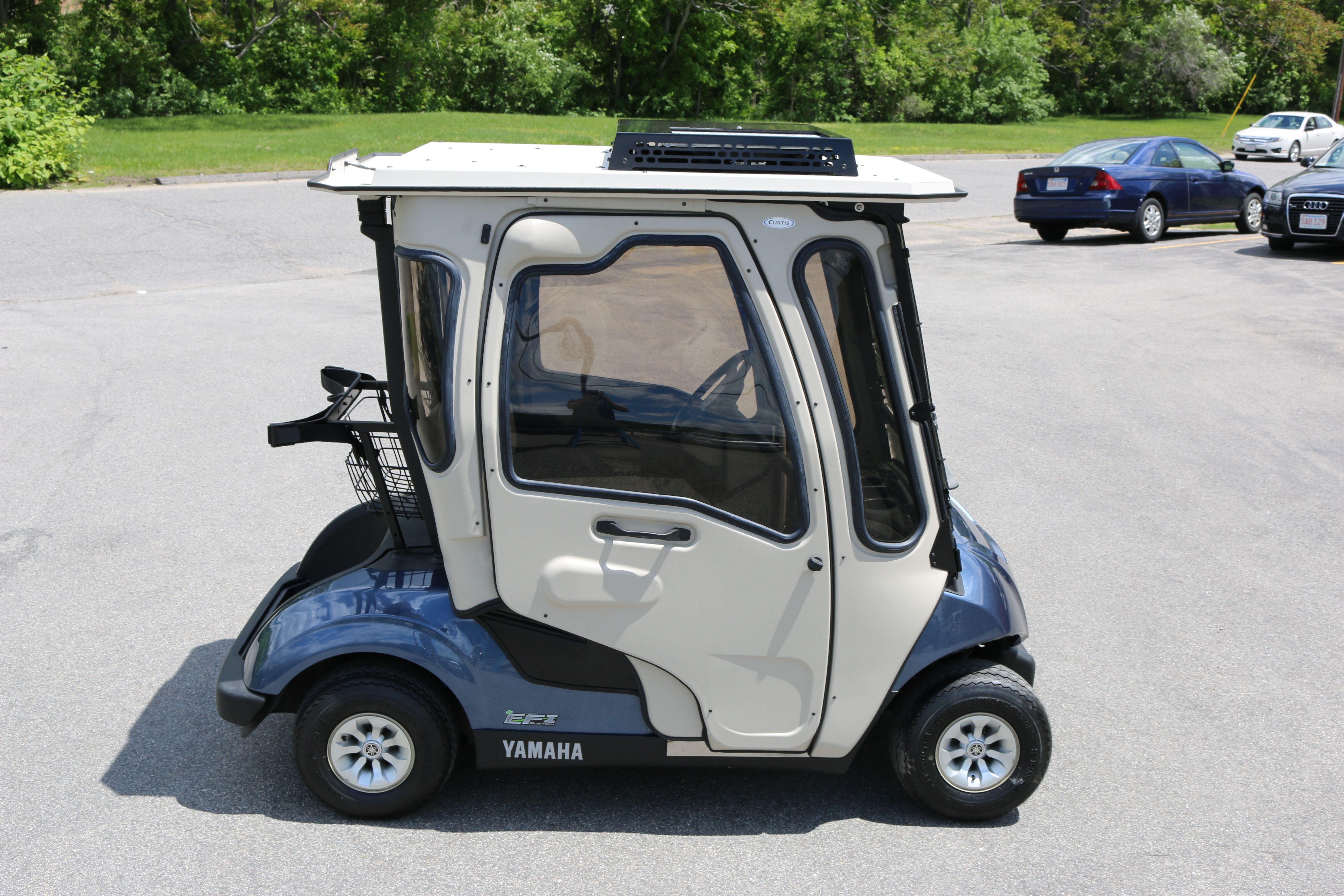 Air Conditioning For Yamaha Drive Golf Carts Vehicles Rolling Stock