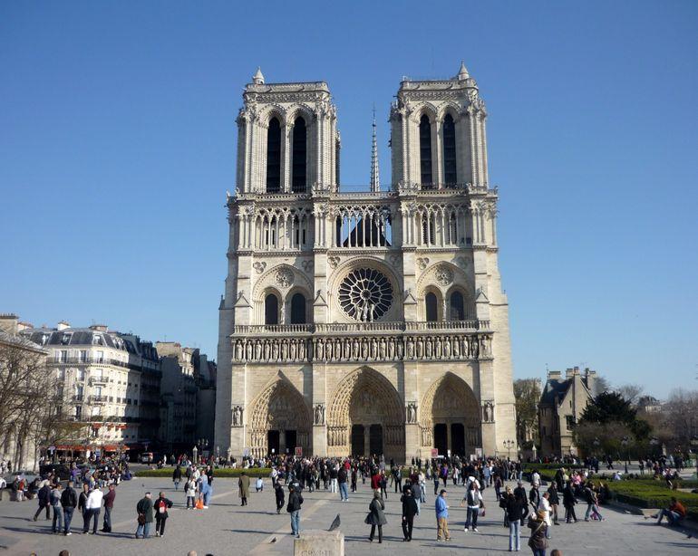 pictures popular sites paris france most popular tourist