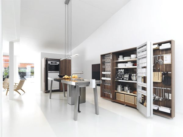 Kitchen concept, b2 designed by Bulthaup for Kitchen Architecture ...
