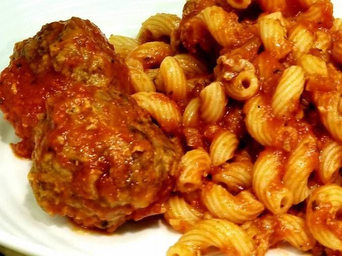 Italian meatballs the simply delicious kitchen pinterest italian meatballs italian meatballseveryday fooddinner forumfinder Gallery