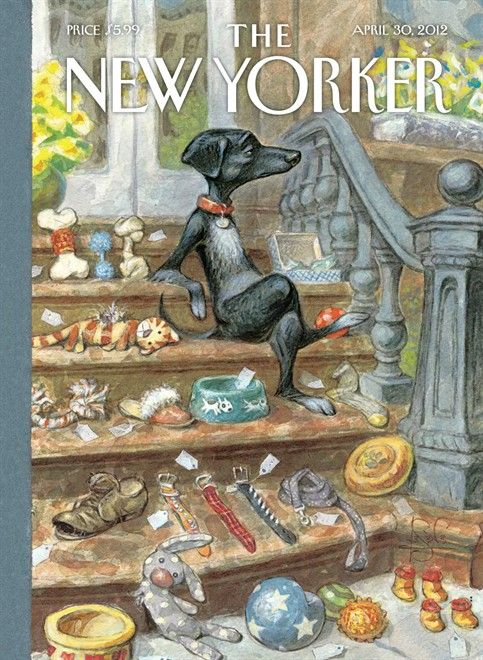 The New Yorker: Apr. 30, 2012