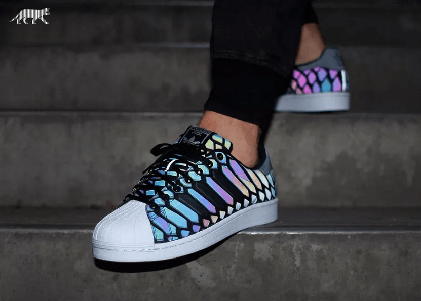 34cf06594 adidas Superstar Xeno On Foot Look