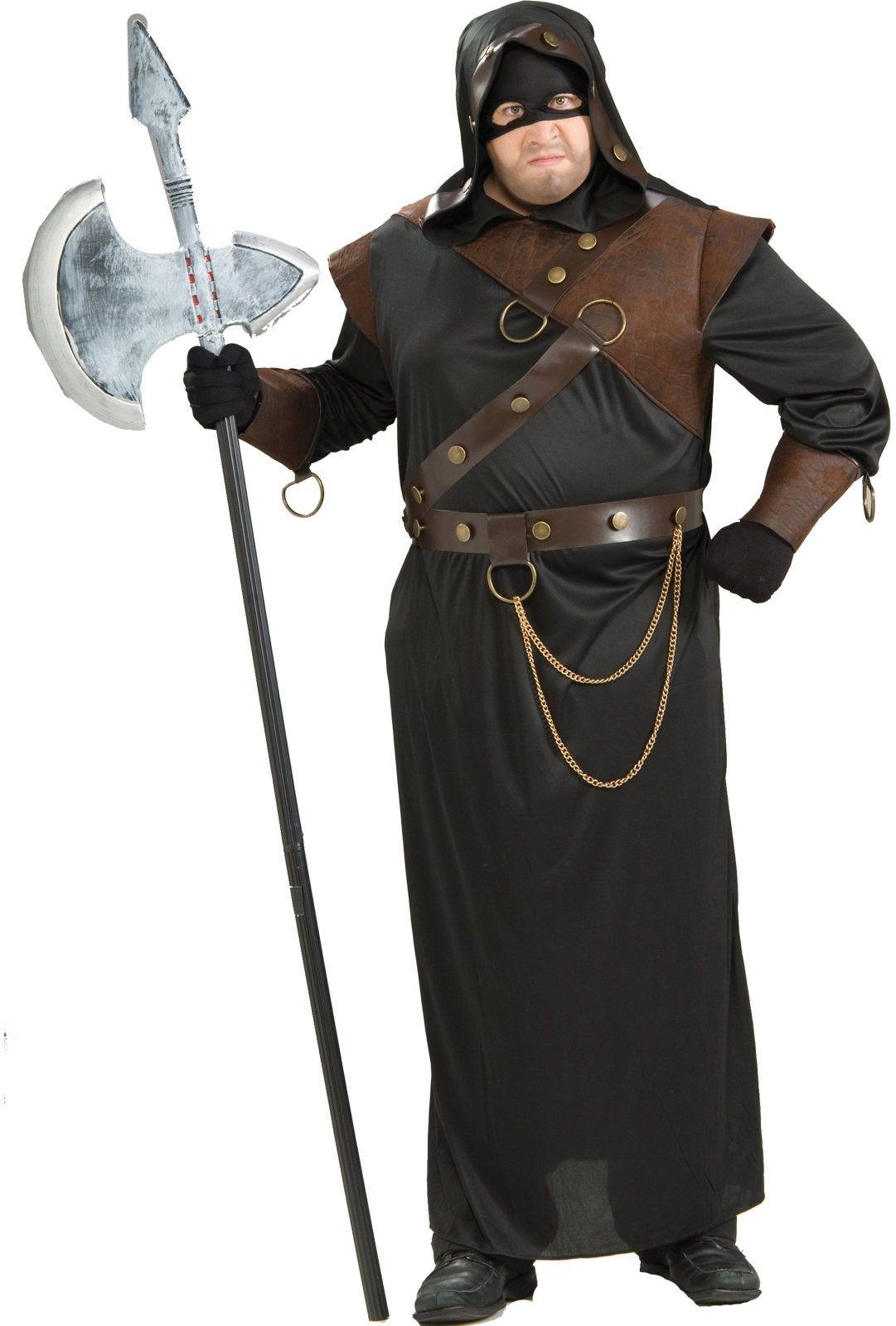 Executioner Costume Plus size adult halloween costumes