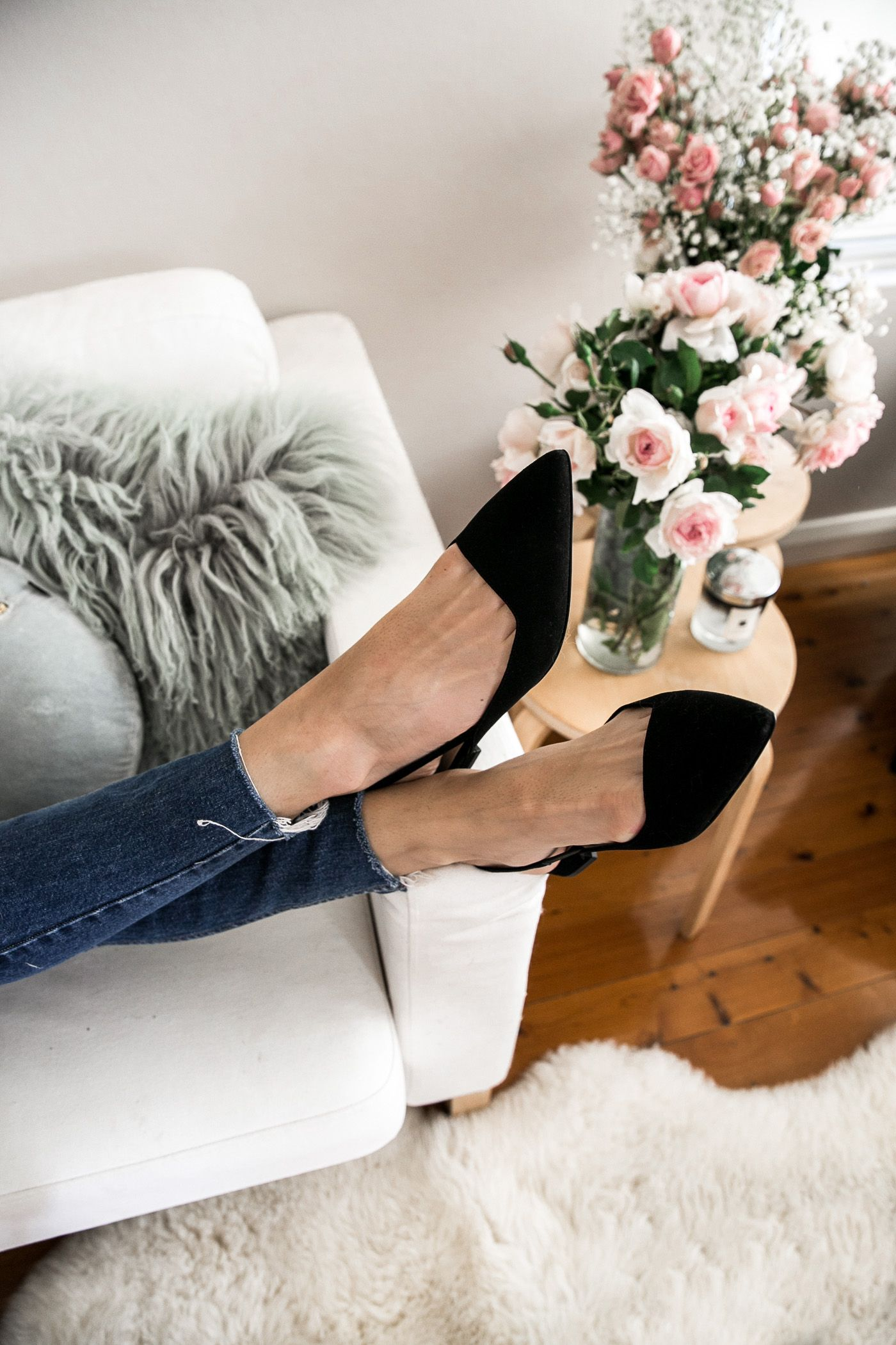 6ac2dd21df Everlane Editor Slingbacks Review | Mademoiselle | A Minimalist Fashion Blog