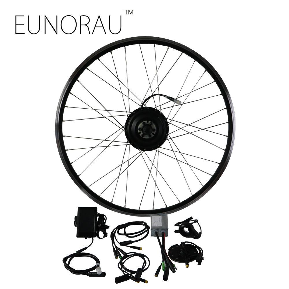 36v250w Front Legal Electric Bike Hub Motor Kit E Bike Conversion