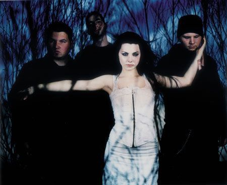 Evanescence Amy Lee Amy Lee Evanescence Celebrities