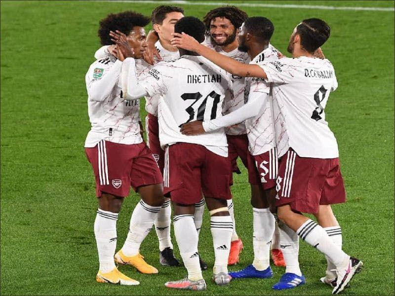 الدوري الأوروبي آرسنال وليستر يبحثان عن حسم التأهل