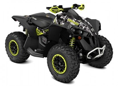 ATV Can-Am Bombardier Can-Am Renegade 1000R X XC