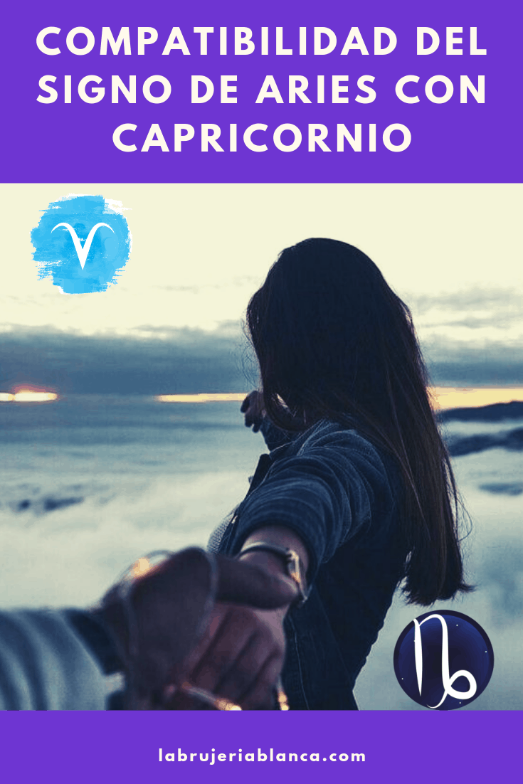 Compatibilidad Del Signo De Aries Con Capricornio Aries