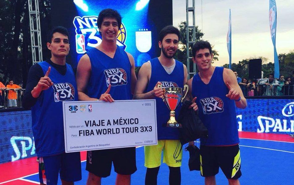 El Tour CABB 3×3 consagró a sus campeones