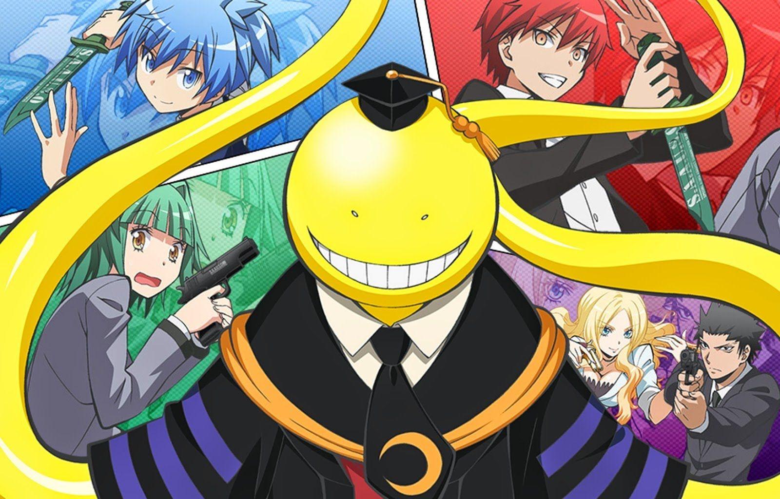 Foncomic Assasination Classroom Assassination Classroom Anime