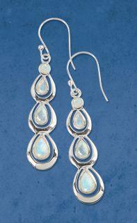 a1c5758c1 Celtic Earrings, Celtic Knot Earrings, Irish Earrings, Pagan Celtic Earrings,  Earrings with Precious Stones