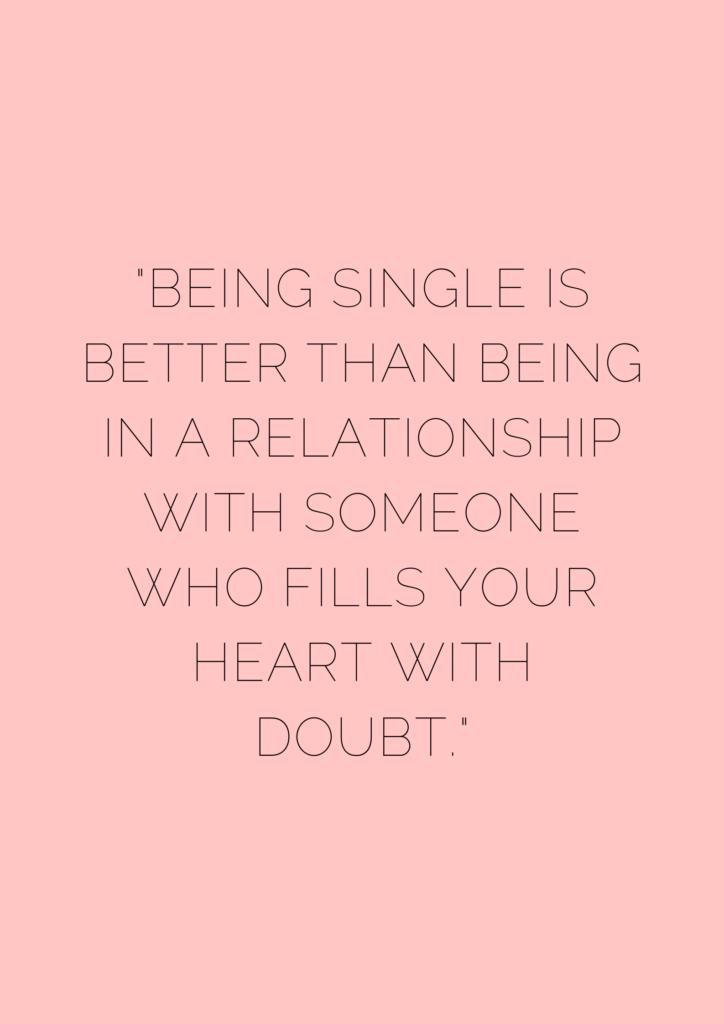 selbstfindung single)
