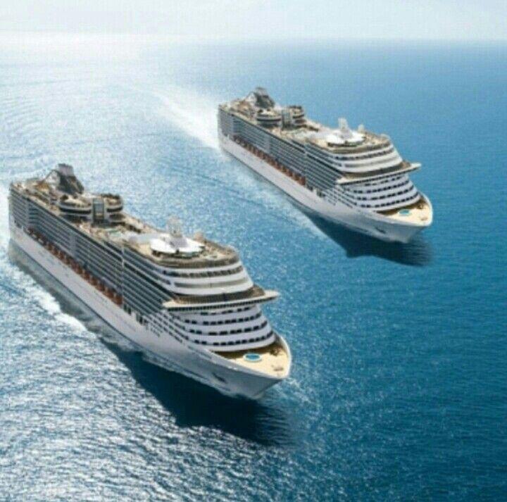 MSC Cruceros La mejor flota de Europa