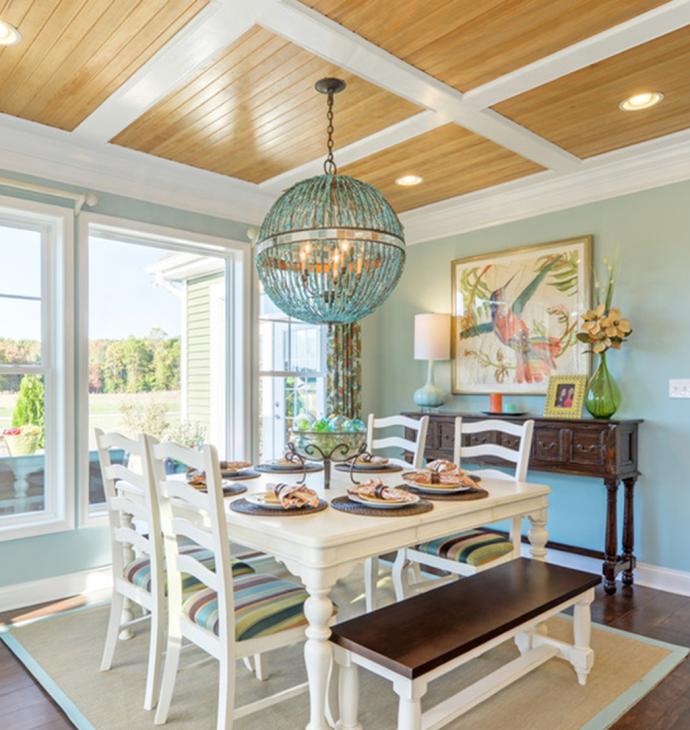 20 Elegant Coastal Dining Room Design Ideas You Must Know