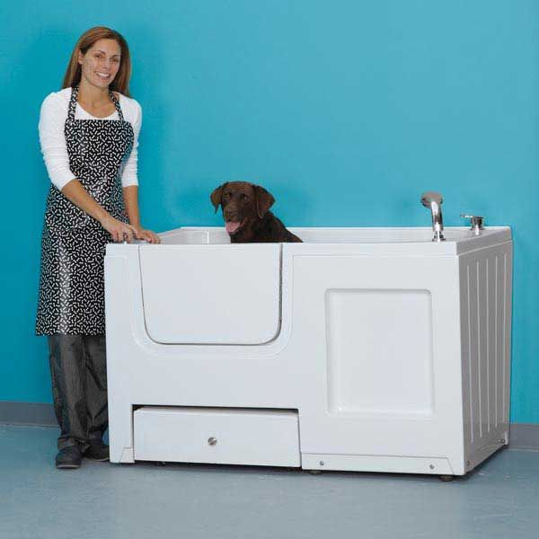 Master Bath Tub For Dogs Master Equipment Bathepro Grooming Tub