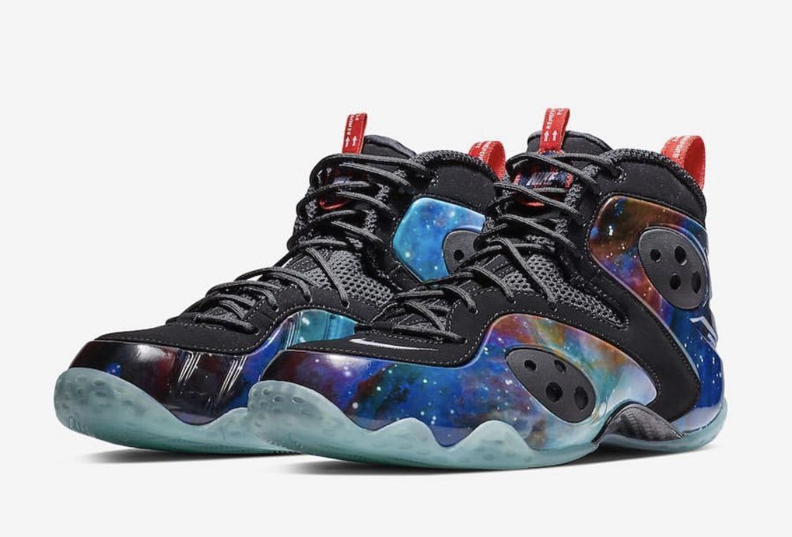 "5937021349bf Nike Zoom Rookie ""Galaxy"""