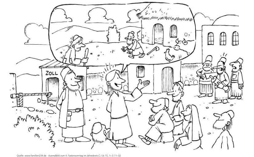 Kindergottesdienst Lesejahr B