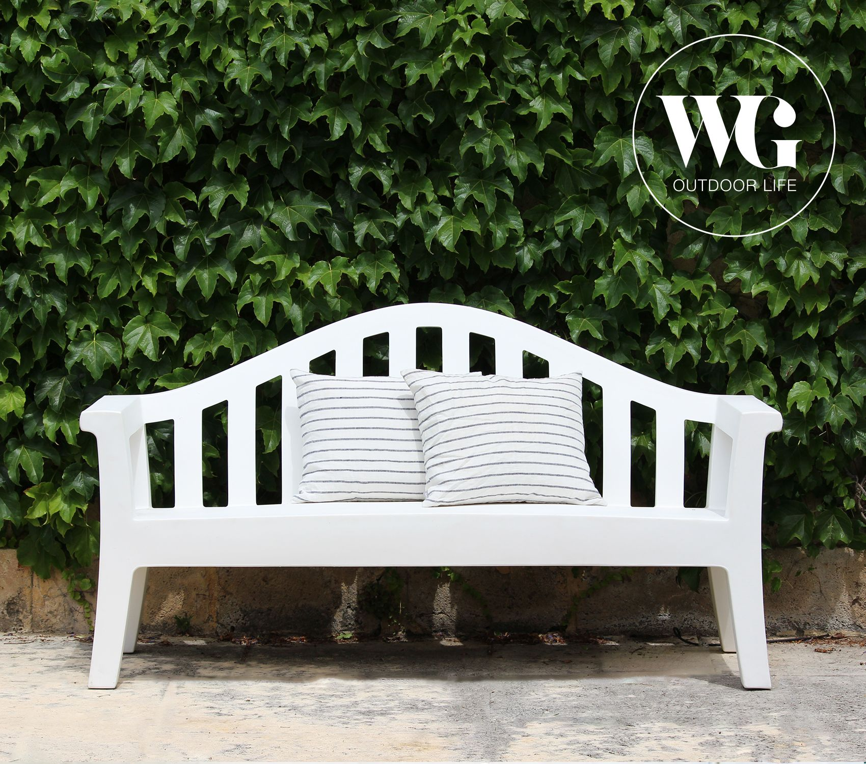 Outstanding A Modern Classic The Serralunga Giulietta Bench Is A Caraccident5 Cool Chair Designs And Ideas Caraccident5Info