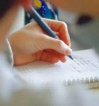 EDUCACION PARA LA SOLIDARIDAD: Las ventajas de escribir a mano