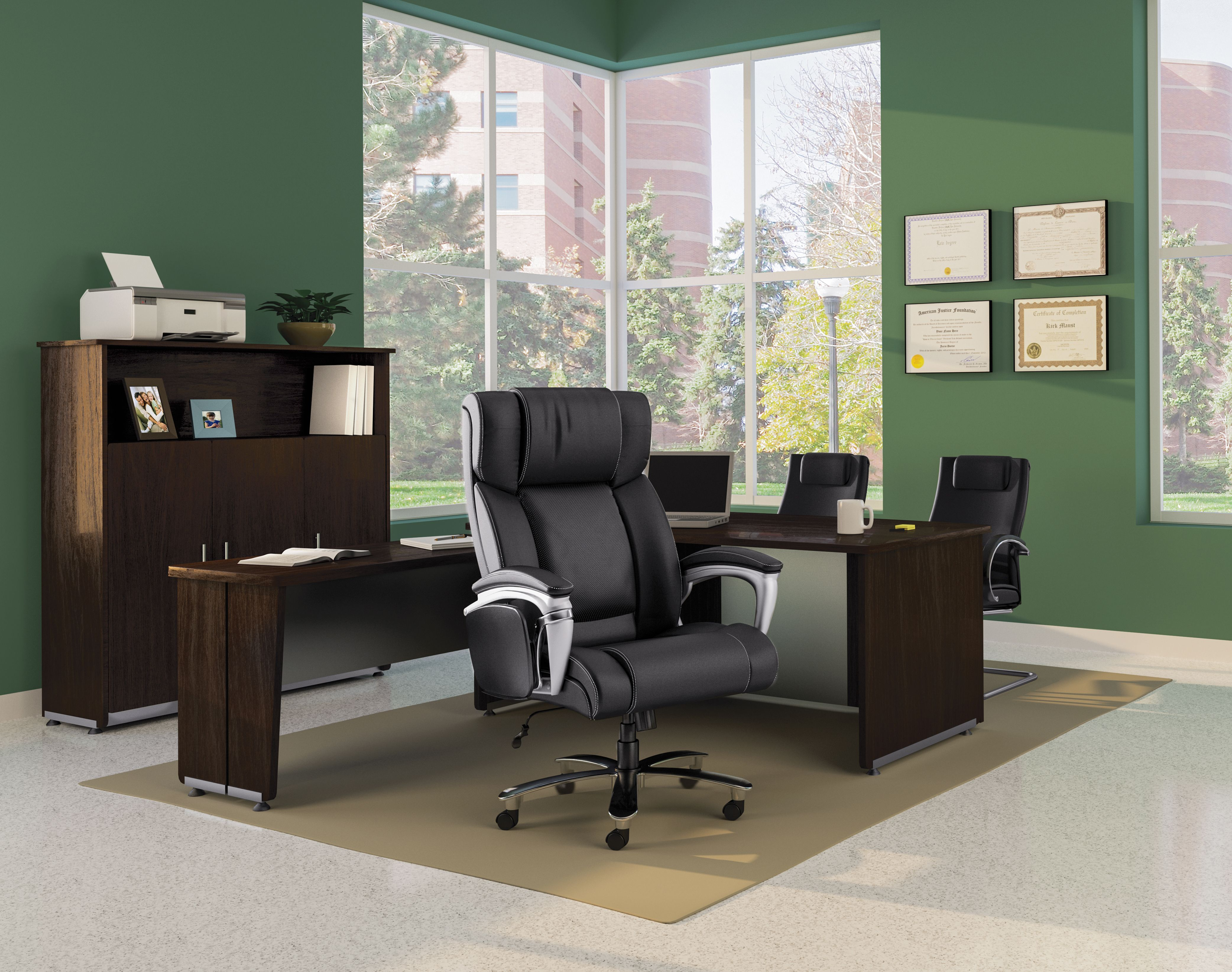 Go For A Classic Look.  Http://www.ofminc.com/anatomy Chair With Half Back And Gas Lift Ring For   Home Or Office Ofm Model 910 # Officedesign # Meu2026