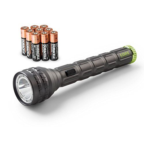 Core 1250 Lumen Cree Led Flashlight Red Multicolor Aluminum 9 Aa Batteries Click On The Image For Additional Cree Led Led Flashlight Super Bright Flashlight