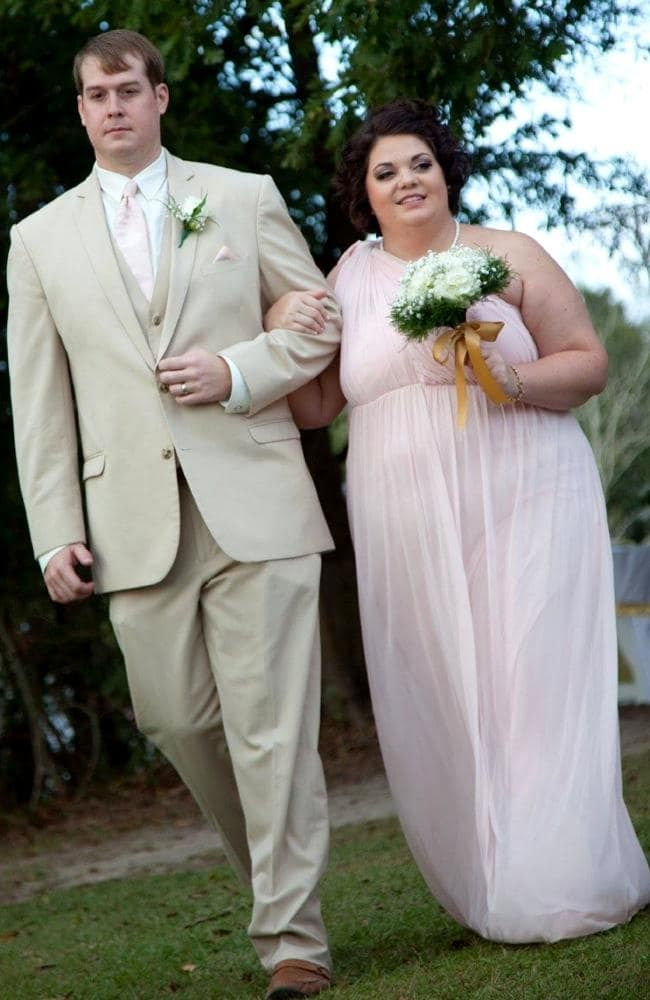 Weightloss : Bridesmaid inspired to lose weight after seeing ...