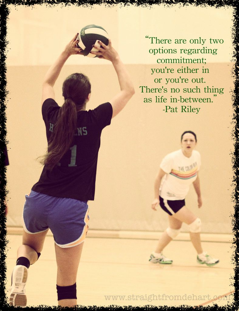 Volleyball Quotes Straight From Dehart Volleyball Quotes Volleyball Motivation Volleyball Mom