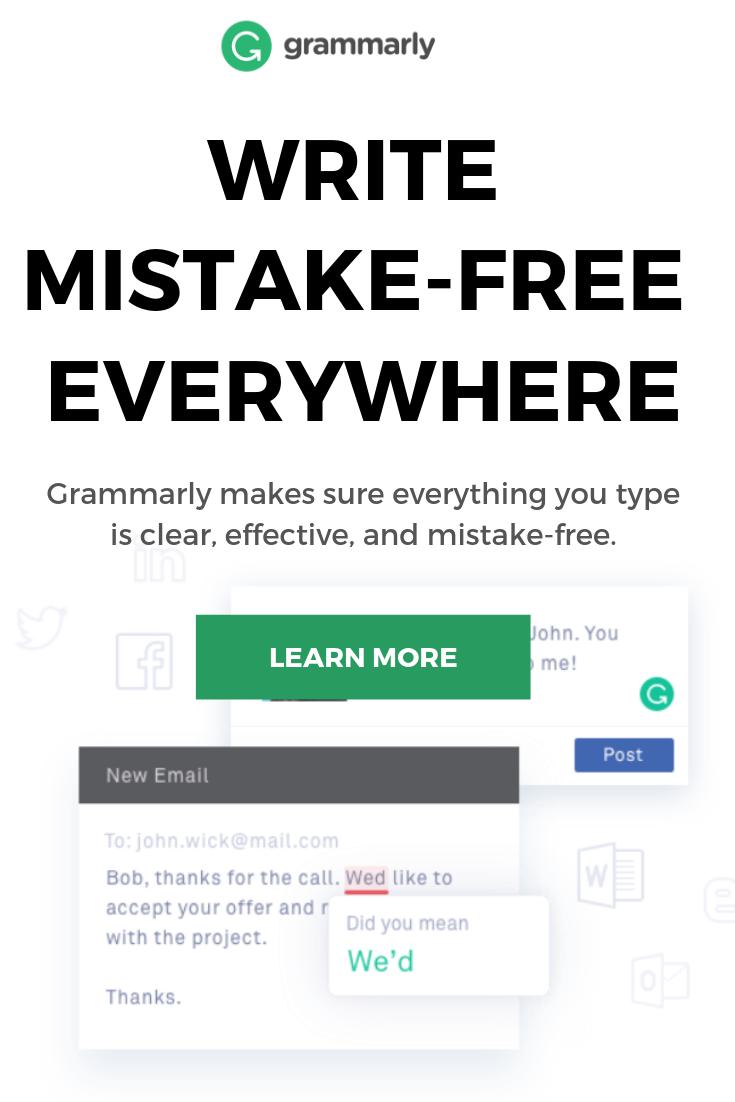 correct my grammar mistakes free