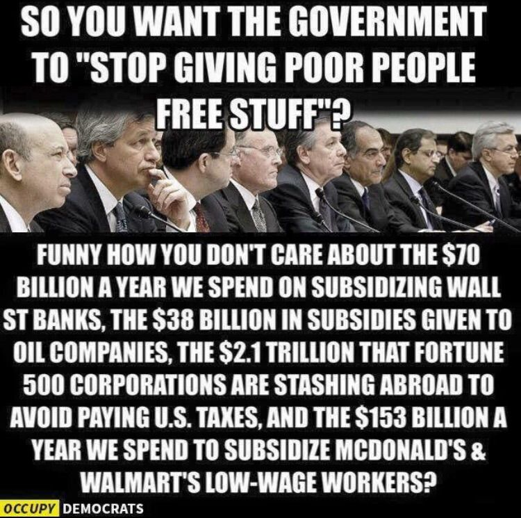 Image result for rich GOP don't care about people