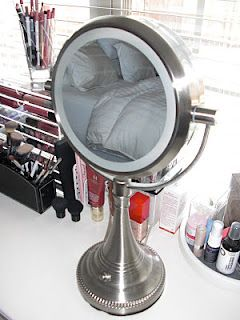 The Best Lighted Makeup Mirror It S From Costco And Only
