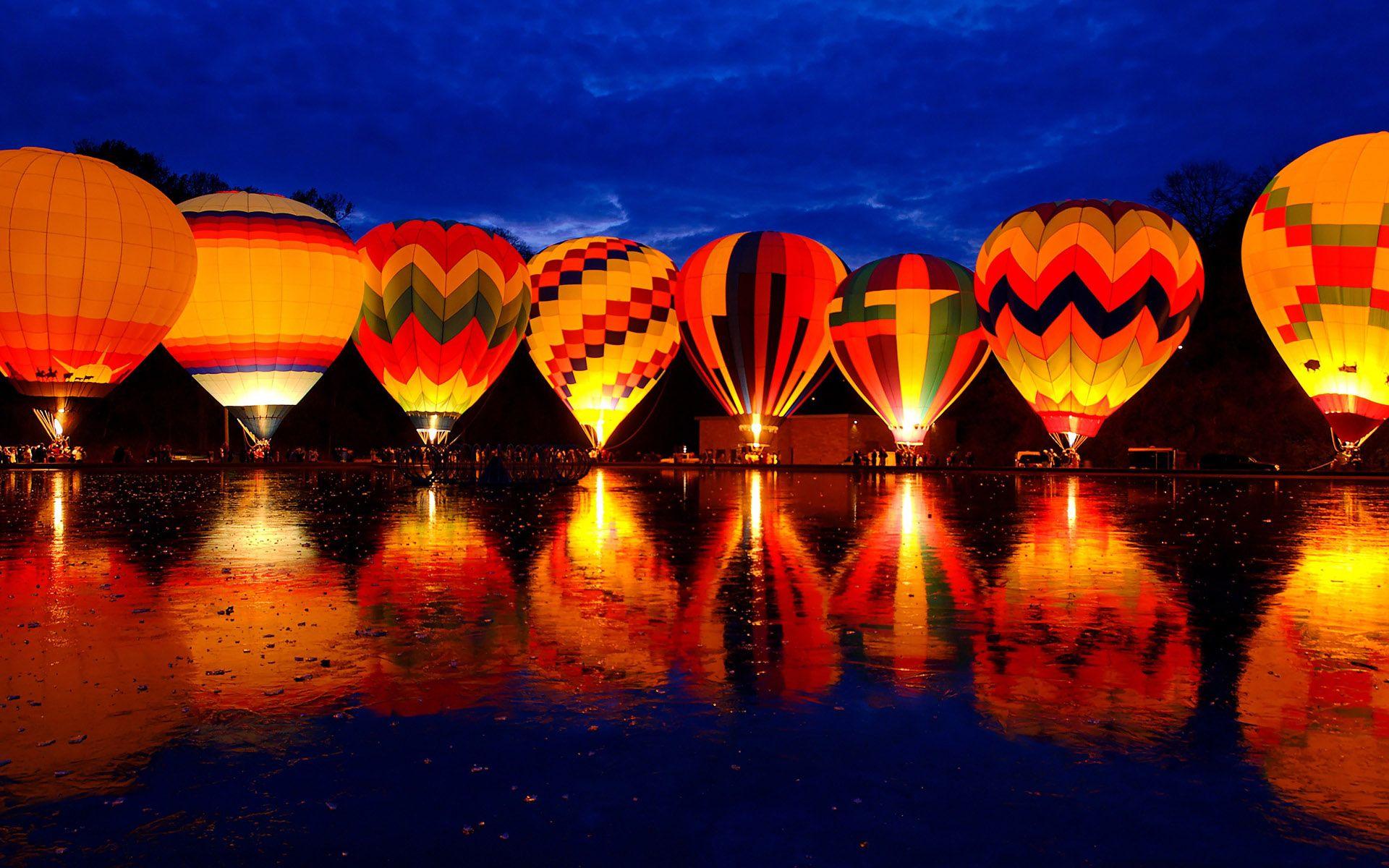 Hot Air Balloons  Premier Kites amp Designs