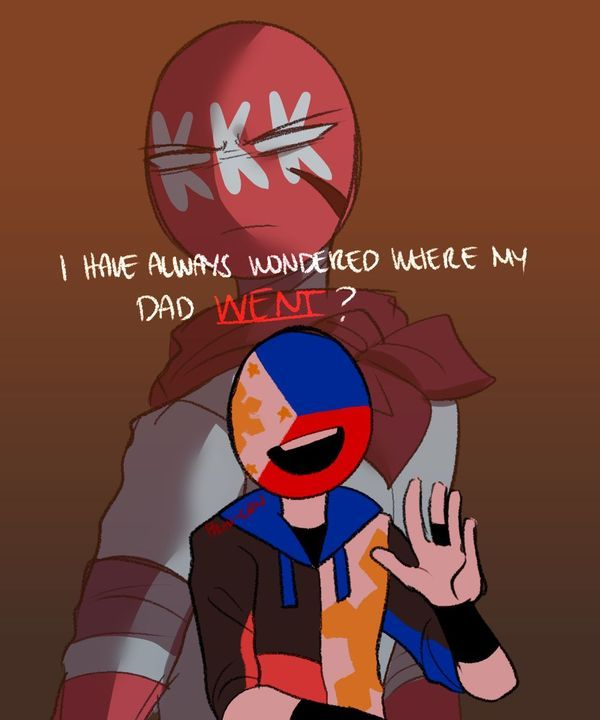 COUNTRYHUMANS GALLERY 3 China and Philippines comic in