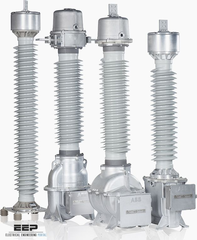 Instrument Transformers Cts Vts In The System Instalacion