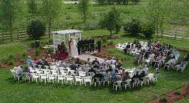 Lawrence Kansas Country Outdoor Wedding Venue Big White Barn