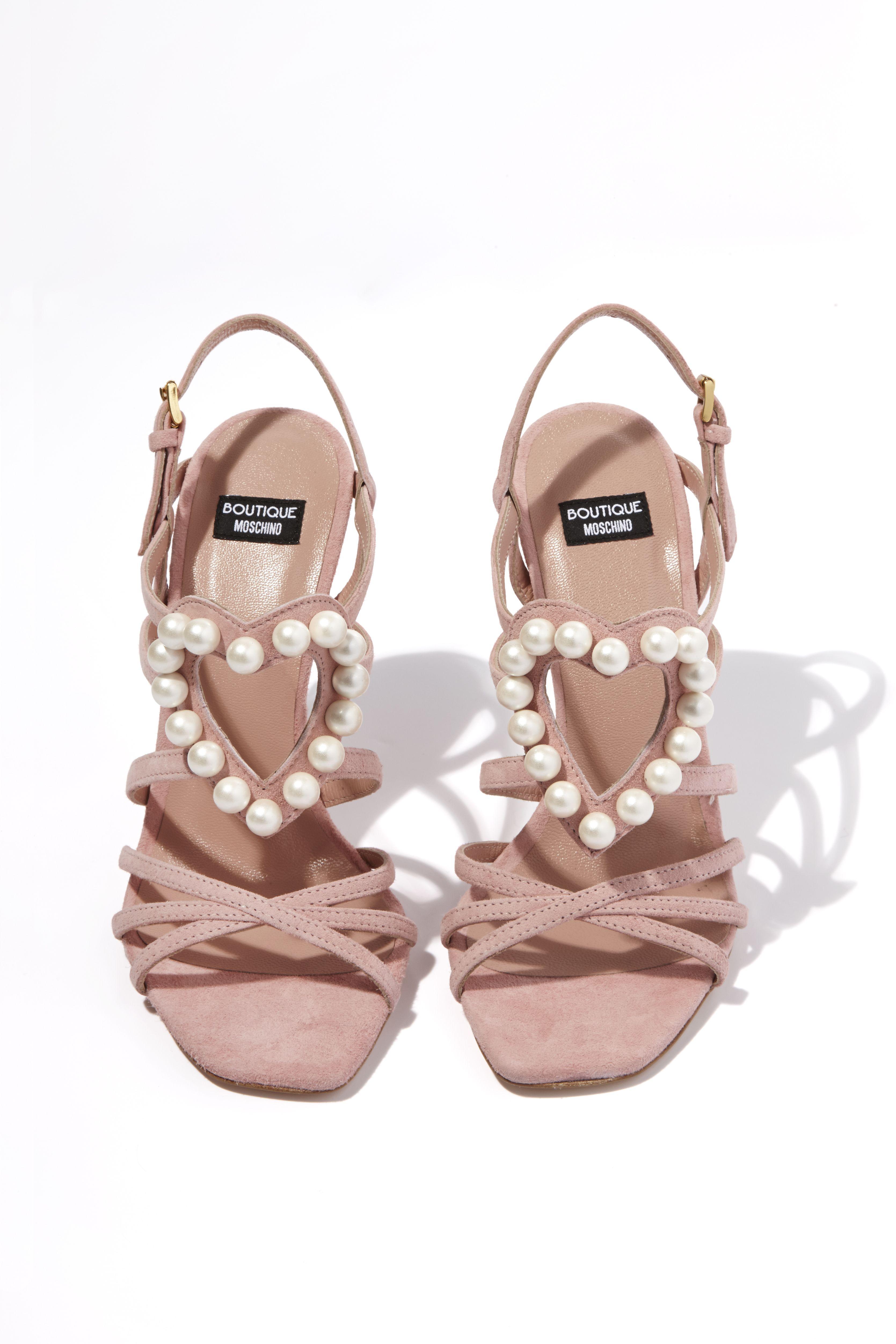 Shoe boutique, Open toe sandals
