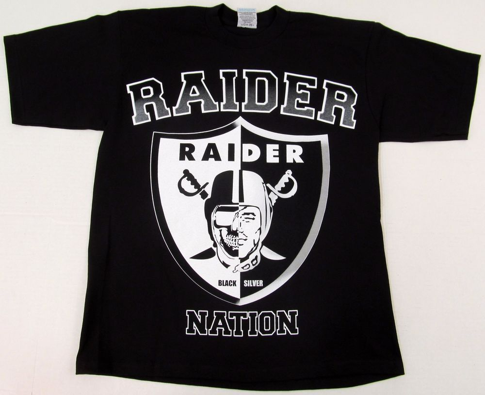 RAIDERS Shirt 80 s Vintage  Los Angeles LA Oakland Super Soft Tshirt   Football UsA Made Distressed Y  3a413e322a6