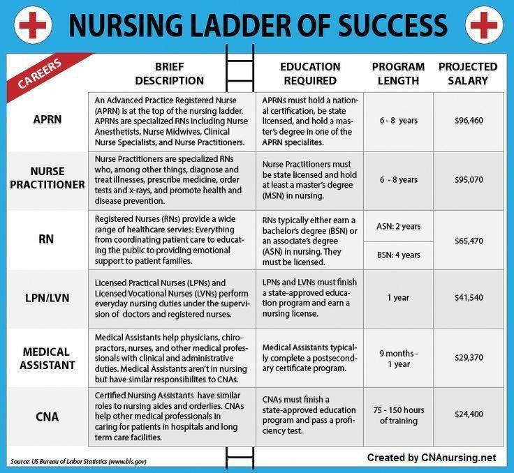 Pin on Nursing Programs