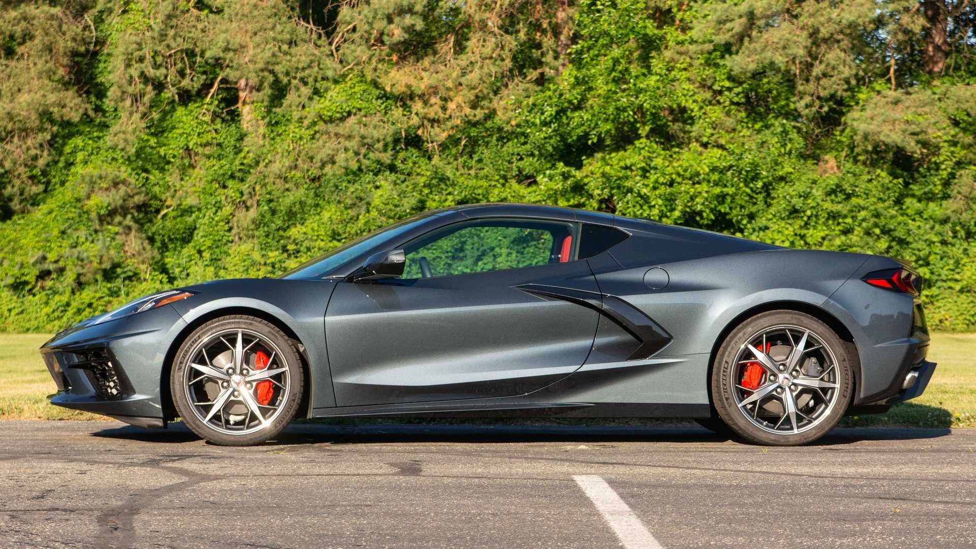 Order 2021 Chevy Corvette C8 Today Wait About 18 Months To Drive It Motor1