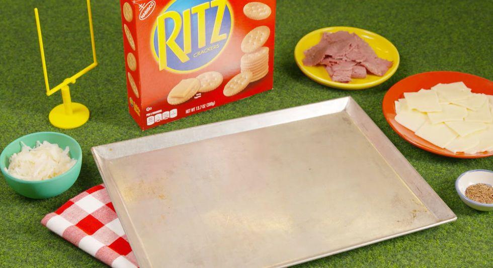 Sandwich Lovers, Meet Mini RITZ Reubens