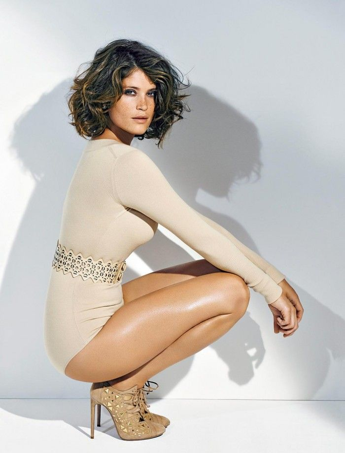 Arterton bond girl gemma