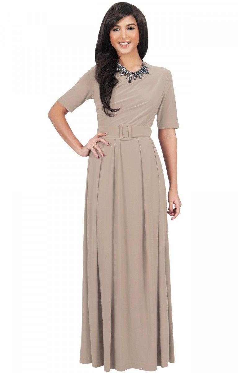flowy maxi dress long sleeve