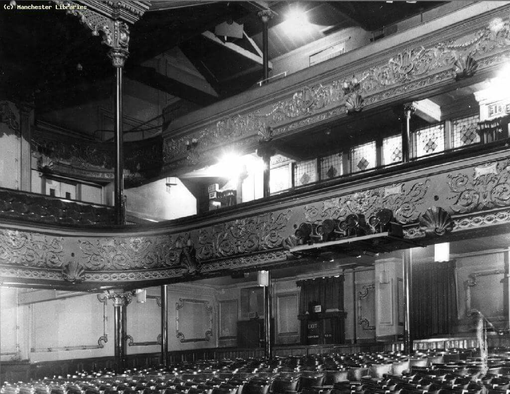 Hume Hippodrome 1960 Greater manchester, Stockport, Salford