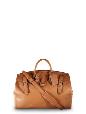 3d100f5568 Calfskin Cooper Bag - Ralph Lauren Briefcases   Folios - RalphLauren ...