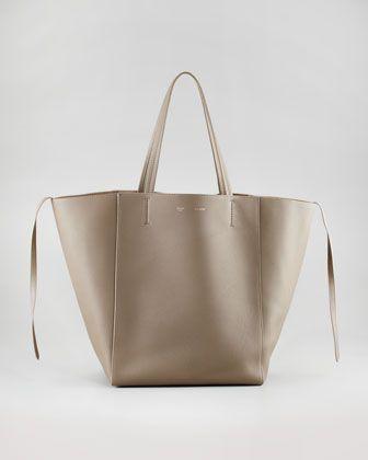 2100 Celine Phantom Cabas Tote Bag Neiman Marcus