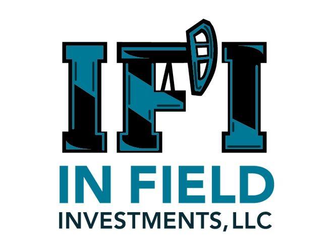 in field investments llc logo logo infieldinvestments oilfield rh pinterest com oilfield logos for business cards oilfield trucking logos