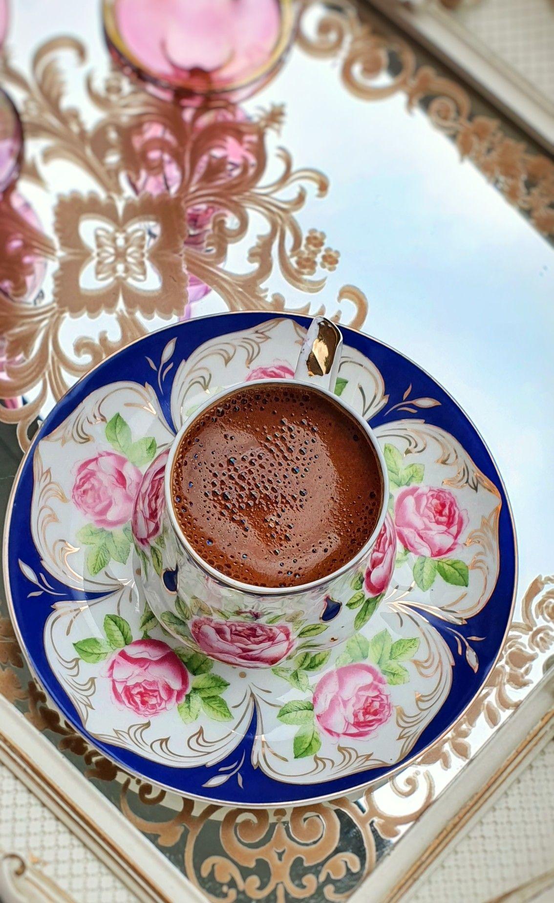 #turkishcoffee #coffee #happyday #sunum