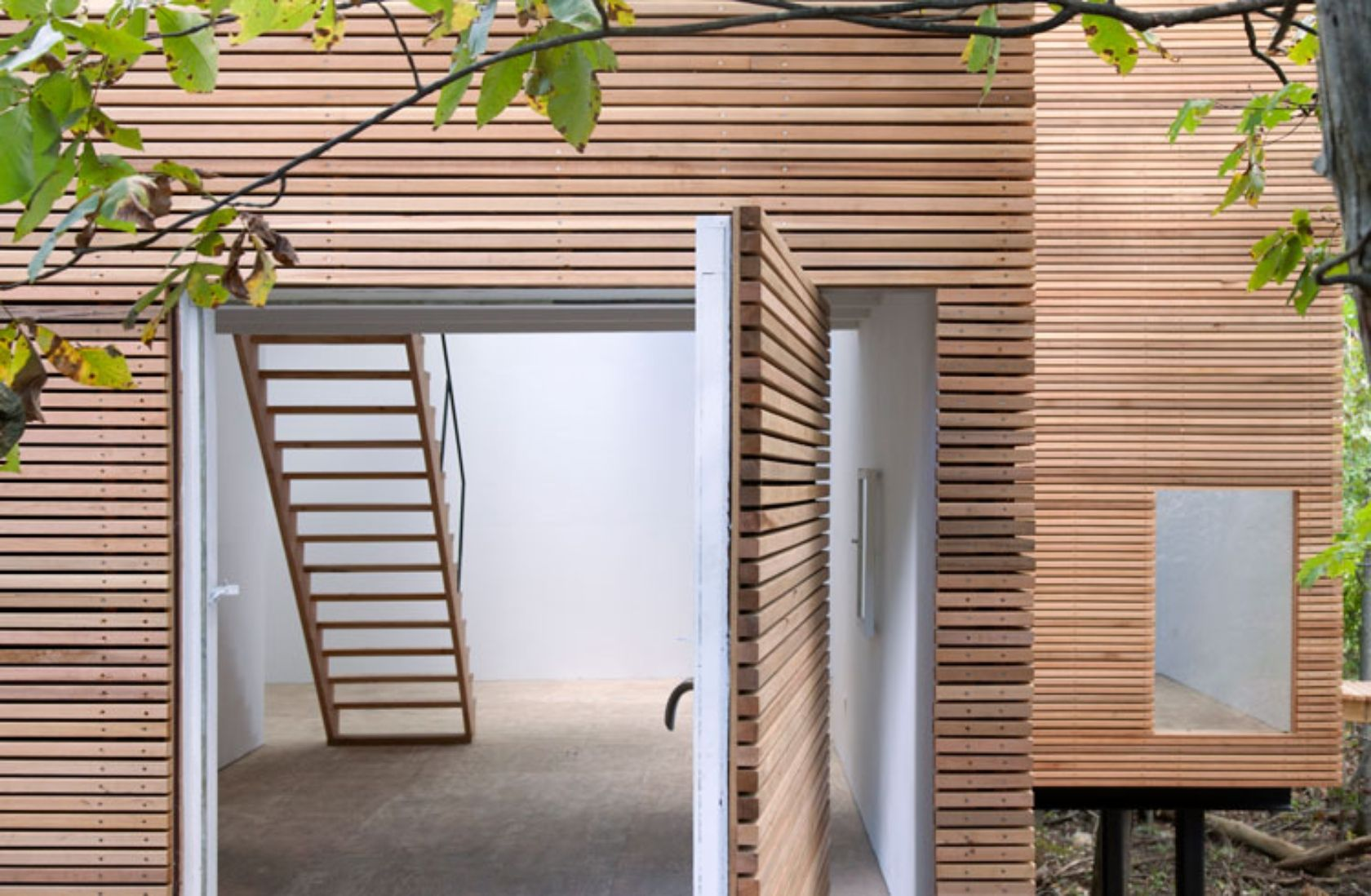 Hidden door innovative exterior facades pinterest doors