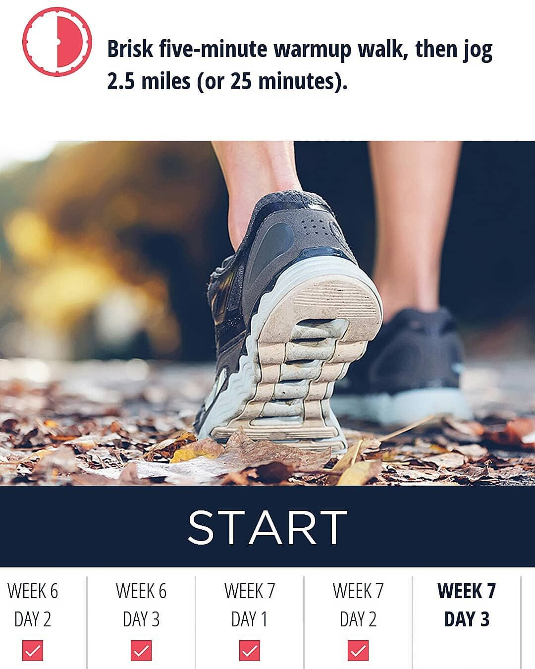 C25k Week 7, Day 2 completed! . . . . . .