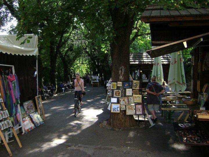 The Upper Town Strossmartre Zagreb Croatia Zagreb Croatia Croatia Zagreb